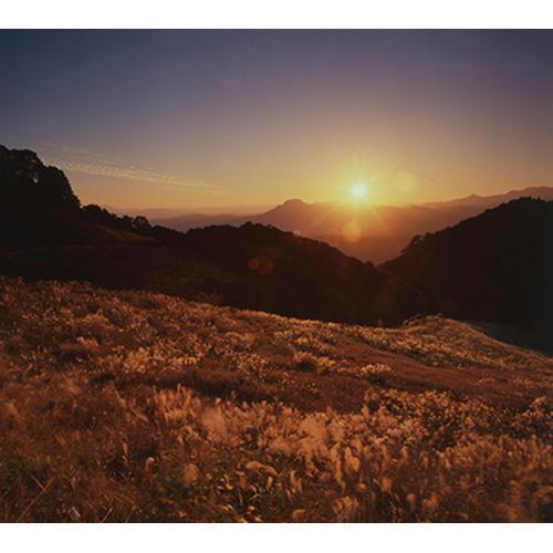 黄昏の可愛岳