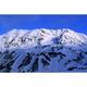 新雪の立山